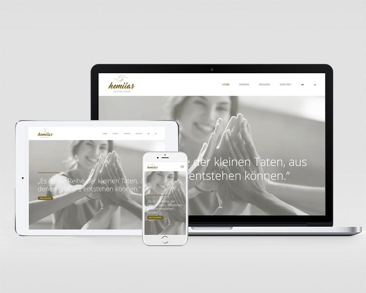 Webdesign Hemiias