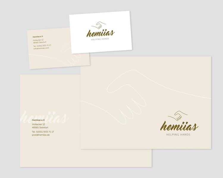 Corporate Design Hemiias