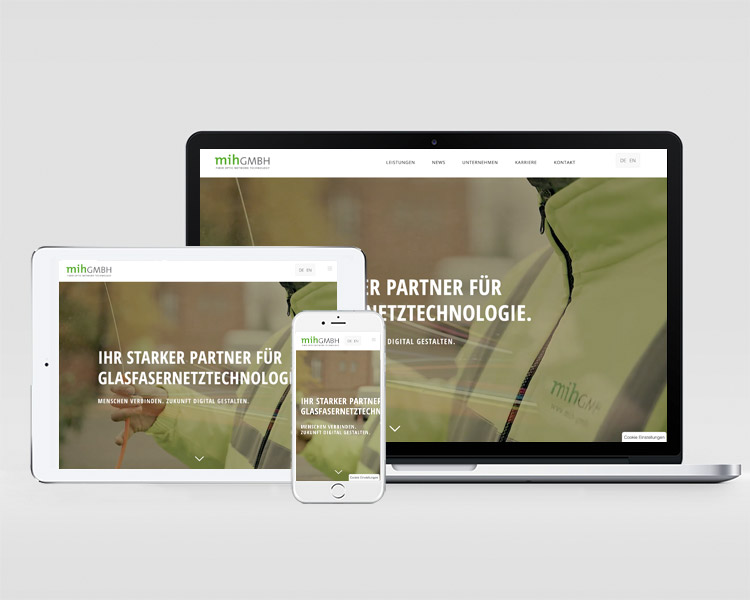 Webdesign mih GmbH