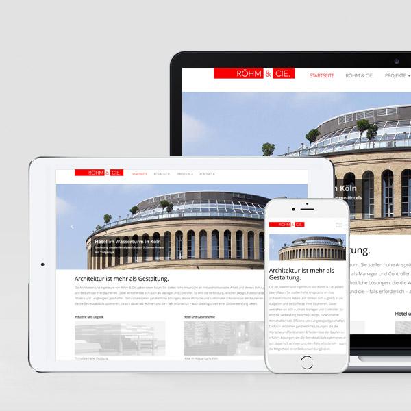 Webdesign Röhm & Cie. GmbH